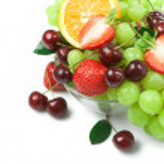 Still-life of fresh fruit — Stock Photo #1669637