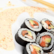 Traditional japanese sushi — Foto de stock #1744671