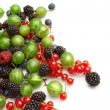 Fruit mix, berry — Stock Photo