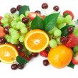 Still-life of fresh fruit — Stock Photo #1749711