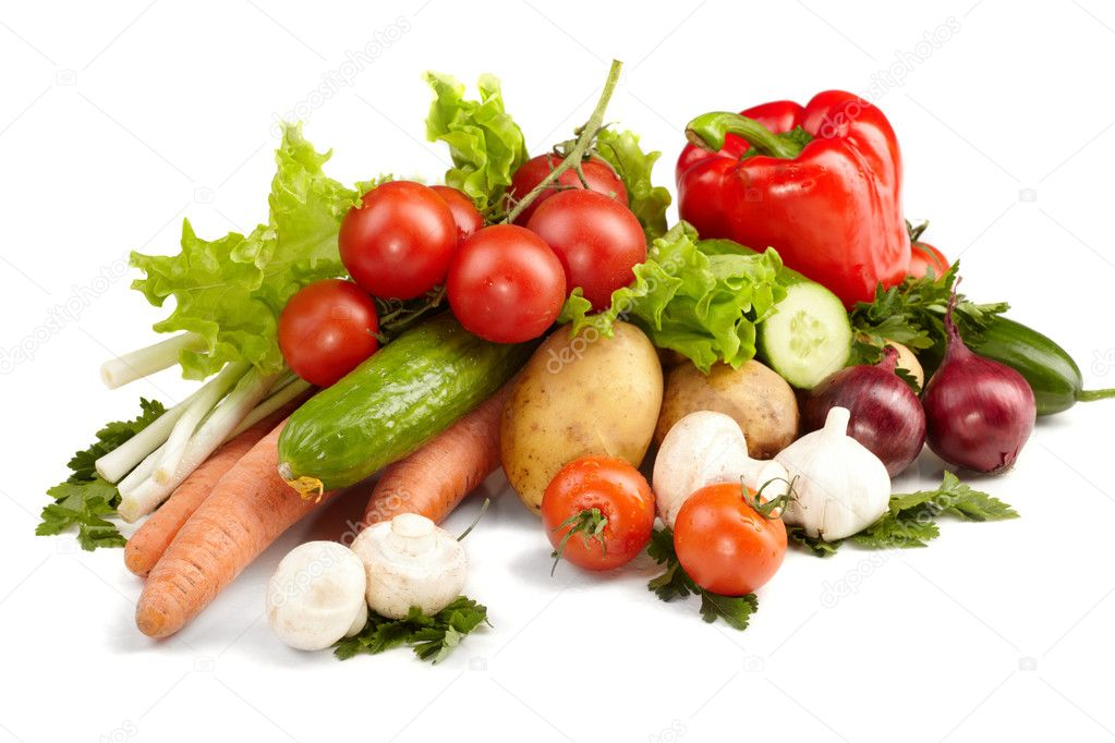Fresh Vegetables — Stok fotoğraf #1745373