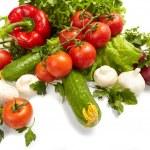 Fresh Vegetables — Stock Photo #1761010