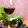 Wine composition — Stock Photo #1763139