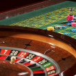 Roulette casino — Stock Photo