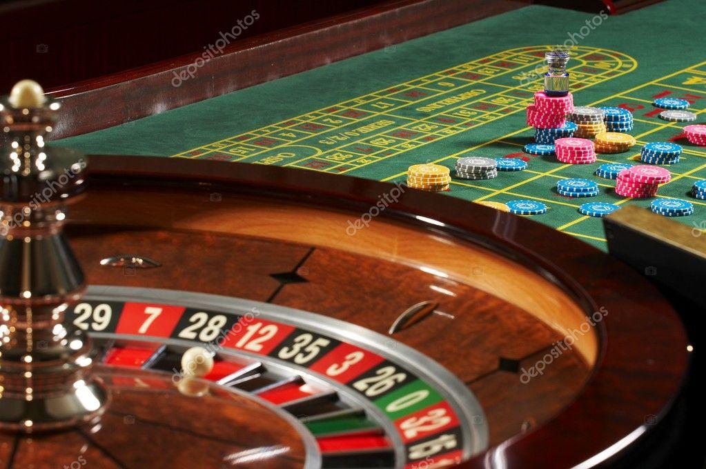 Грабили казино