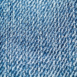 Royalty-Free Stock Photo: Blue jeans texture