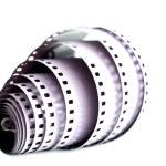 Camera roll film — Stock Photo