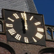 Clock on tower — Stock Photo #1746020