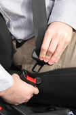 Safety belt — Stock Photo
