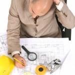 Businessman thinking — Stock Photo #1785340