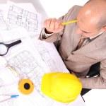 Businessman thinking — Stock Photo #1785416