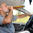 Drunk driver — Stock Photo #2181852