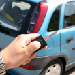 Handle electronic car key — Stock Photo #2182178
