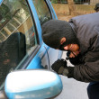 Car burglary — Stock Photo #2183556