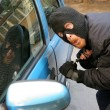 Car burglary — Stock Photo #2183618