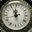 Antique clock — Stockfoto #2186556
