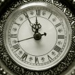 Antique clock — Stock Photo #2186556
