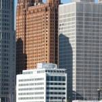 Detroit, USA — Stock Photo
