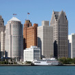 Stock Photo: Detroit, USA