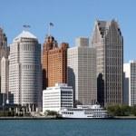 Detroit, USA — Stock Photo #2557535