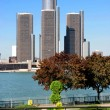 Detroit, USA - Stock Photo