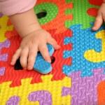 Alphabet puzzle — Stock Photo #2558128