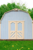 Shed — Stock Photo