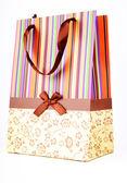 сумка, пакет для покупок — Стоковое фото