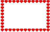 情人节的心 — 图库照片