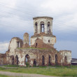 Ruins of the Church — Stock Photo