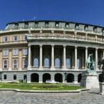 Castillo de Budapest — Foto de Stock