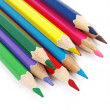 Color pencils — Stock Photo #1655949