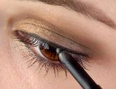Lápis de olho — Foto Stock