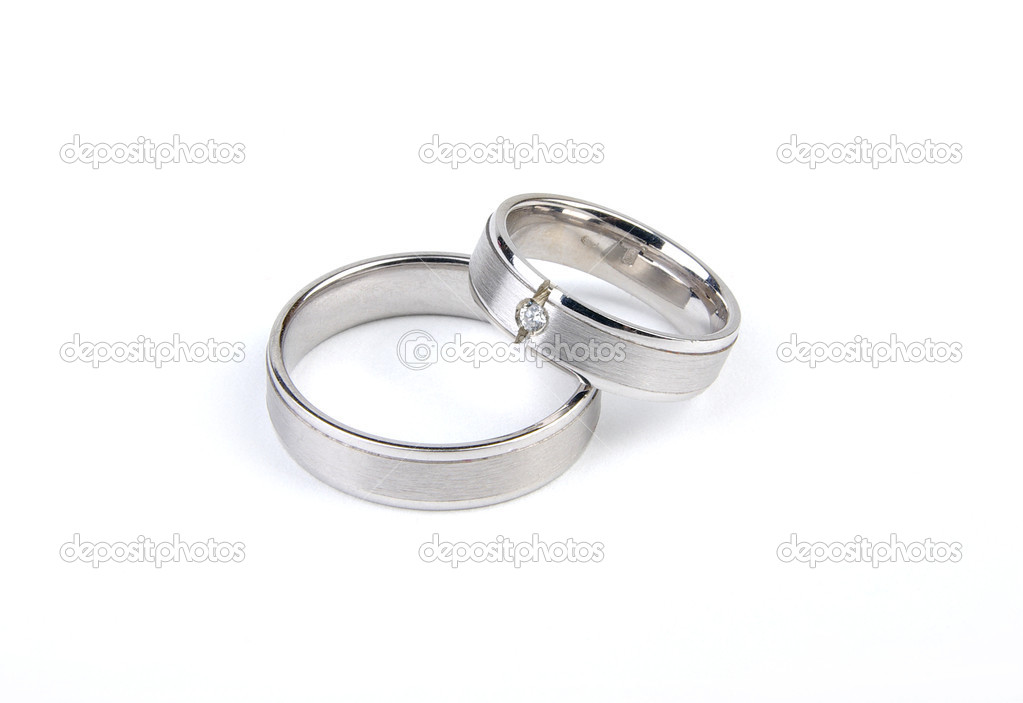 Wedding rings — Stock Photo #1657385