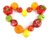 Zdrowe serce — Zdjęcie stockowe