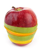 Tranches de fruits — Photo