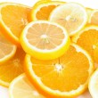 Citrus fruits — Stock fotografie #2484597