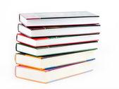Five books — Stock Photo