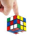 Rubic cube — Stock Photo