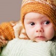 Stock Photo: Adorable baby
