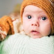 Adorable baby — Stock Photo