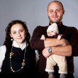 Happy family portrait — Stock Photo #1683767