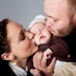 Happy family portrait — Stock Photo #1684054