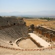 Old Roman Amphitheater - Stock Photo