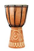 оригинальный африканских djembe барабан — Стоковое фото