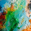 Painting palette — Stock Photo #1715624