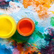 Stock Photo: Painting pigment