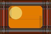 Abstrakt raka linjer — Stockfoto