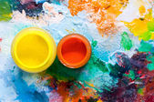 Painting pigment — Stock Photo