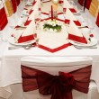 Table settings - Stock Photo